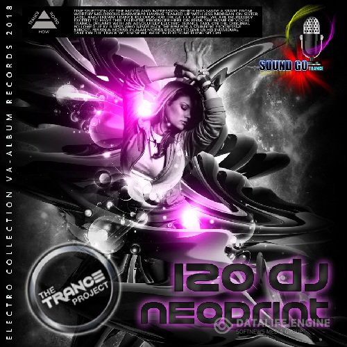 120 DJ Neoprint: Trance Project (2018)