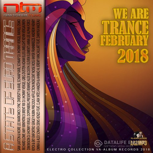 We Are Trance February (2018)