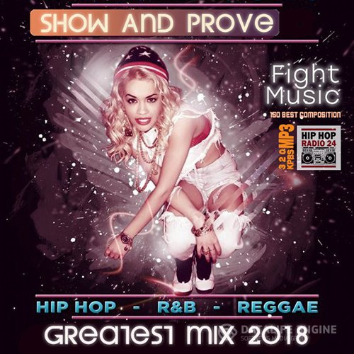 Rap&Hip: Greatest Mix (2018)