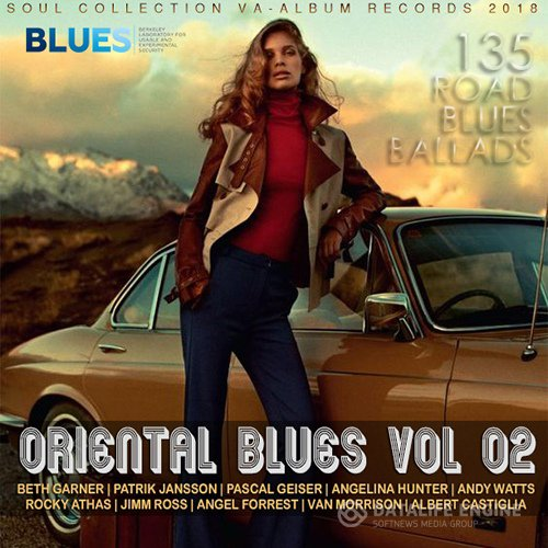 Oriental Blues Vol. 02 (2018)