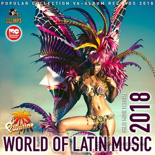 World Of Latin Music (2018)