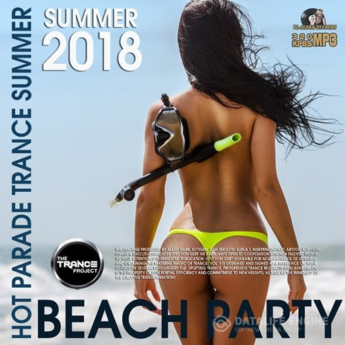 Hot Parade Trance Summer (2018)