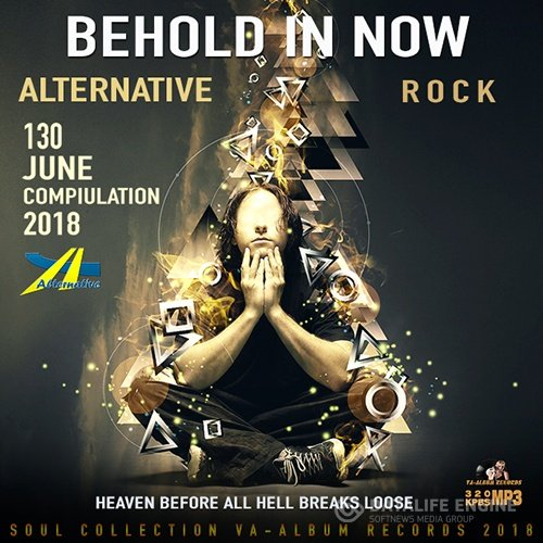Behold In Now: Alternative Compilation (2018)