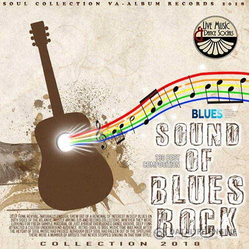Sound Of Blues Rock (2018)