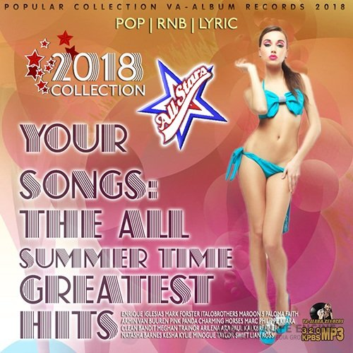 Your Songs: The All Summertime Greatest Hits (2018)