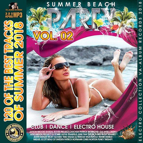 Summer Beach Party Vol. 02 (2018)