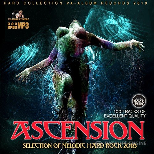 Ascension: Selection Of Melodic Hard Rock (2018)