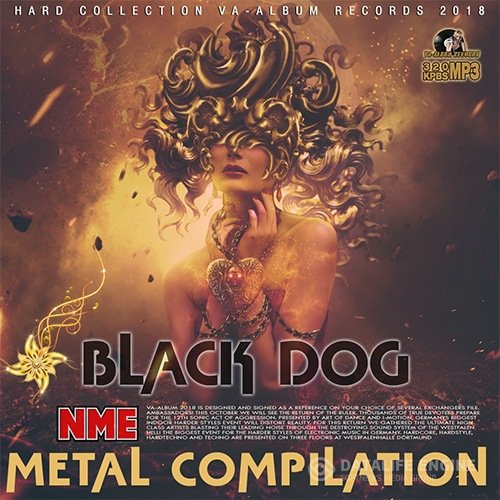 Black Dog: Metal Compilation (2018)