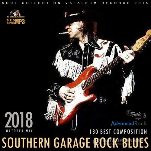 Southern Garage Rock Blues (2018)