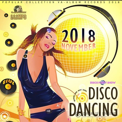 Disco Dancing: November Party (2018)