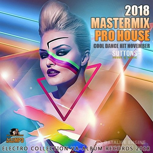 Mastermix Pro House: Cool Dance Hit (2018)