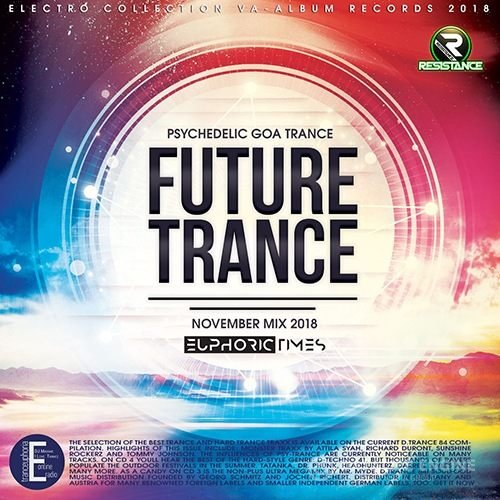 Future Psychedelic Trance (2018)