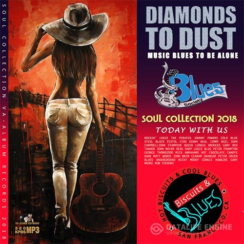 Diamond To Dust: Blues Collection (2018)