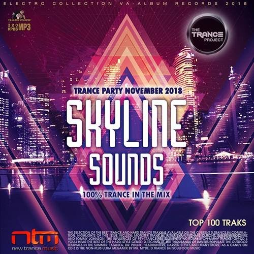 Skyline Sounds: Trance Party November (2018)