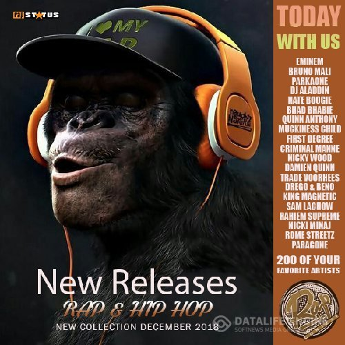 New Releases Rap And Hip Hop (2018)