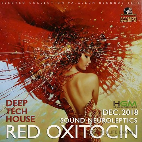 Red Oxitocin: Sound Neuroleptics (2018)
