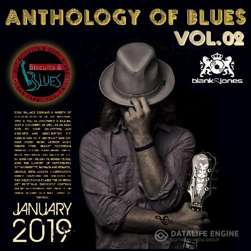 Anthology Of Blues Vol. 02 (2019)