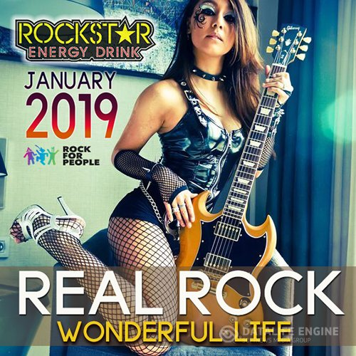 Wonderful Life: Real Rock (2019)