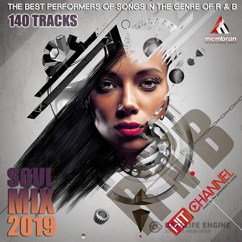 RnB Soul Mix: Hit Channel (2019)