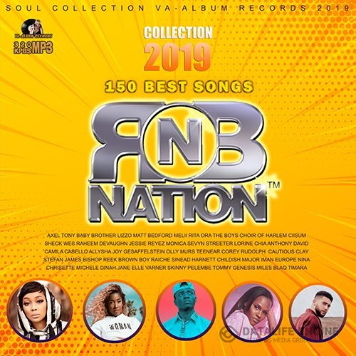 150 Best Songs RnB Nation (2019)