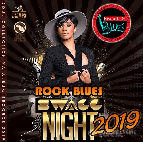 Rock Blues Swacc Night (2019)