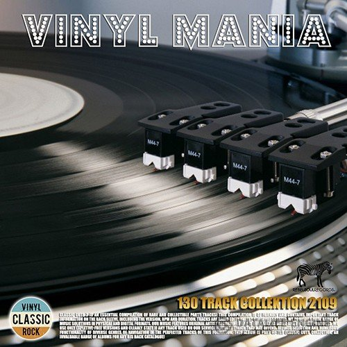 Vynil Rock Classic Mania (2019)