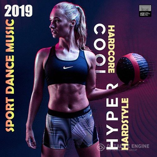 Cool Hyper: Sport Hard Dance Music (2019)