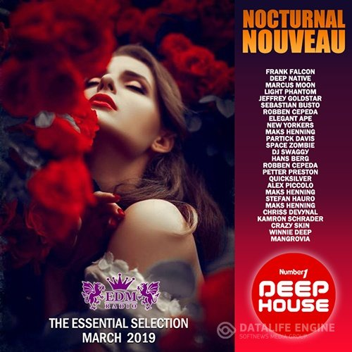 Nocturnal Nouveau: Gold Deep House (2019)