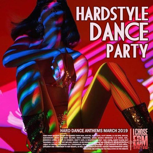 Hardstyle Dance Party (2019)