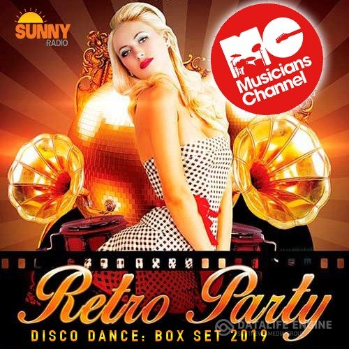 Box Set Retro Party (2019)