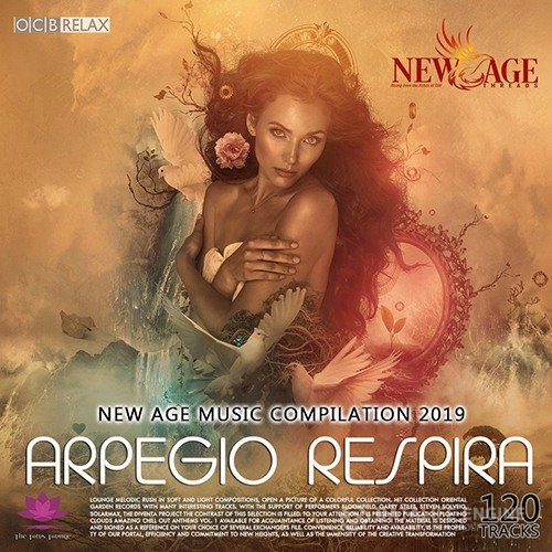 Arpegio Respira: New Age Music Compilation (2019)