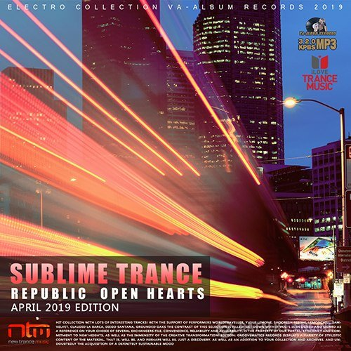 Republic Open Hearts: Sublime Trance (2019)