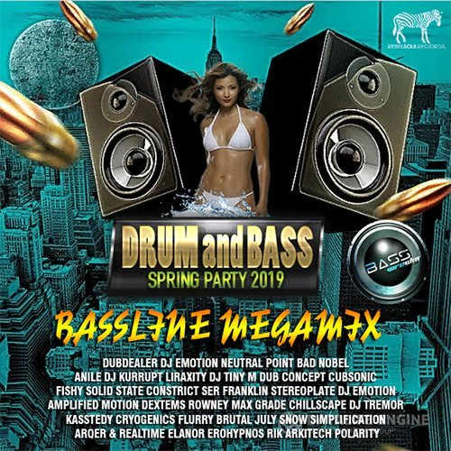 Bassline Megamix: Spring Party (2019)