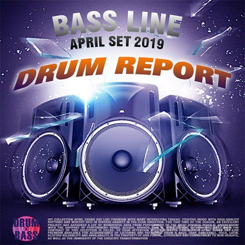 Drum Report Bass Line (2019)