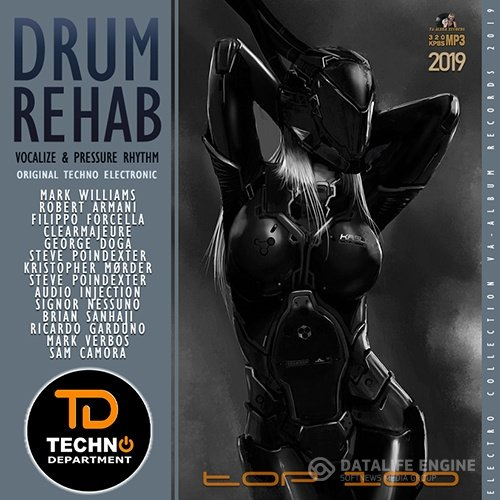 Drum Rehab: Vocalize & Pressure Rhythm (2019)