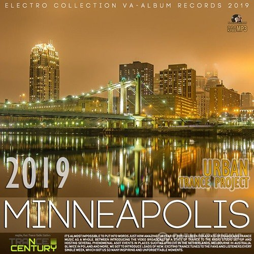 Minneapolis: Urban Trance Project (2019)