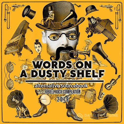 Words On A Dusty Shelf Vol.01 (2019)