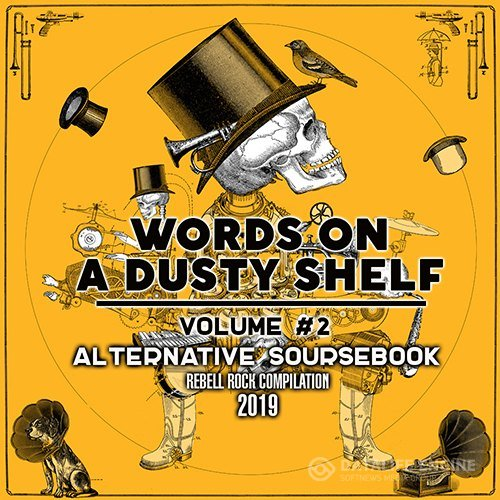 Words On A Dusty Shelf Vol.02 (2019)