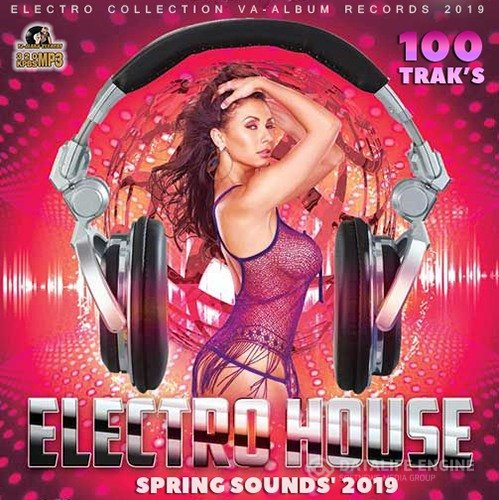 Spring Sounds' Electro House (2019)