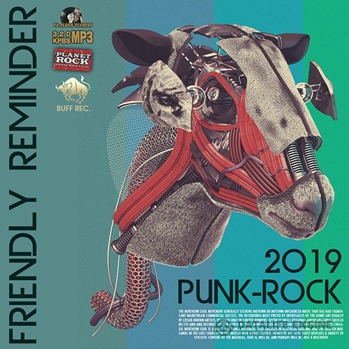 Friendly Reminder: Planet Punk-Rock (2019)