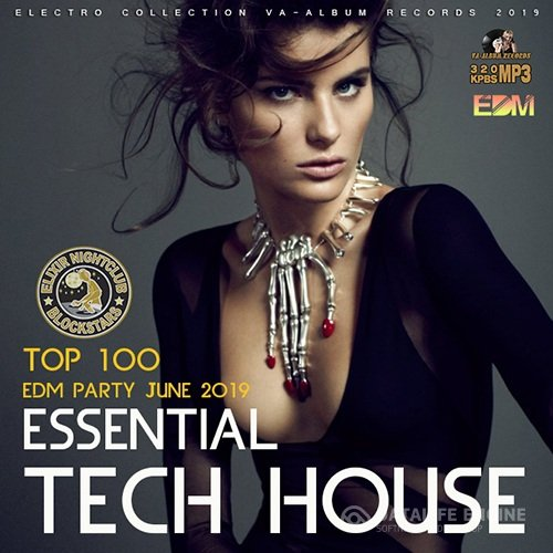 Essential Tech House: EDM Party June (2019)