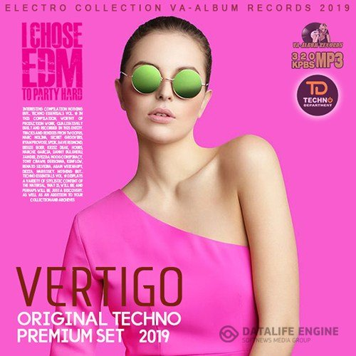 Vertigo: Premium Techno Set (2019)