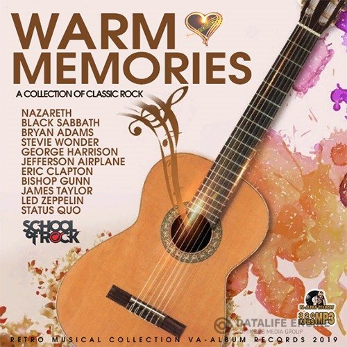 Warm Memories: Collection Classic Rock (2019)