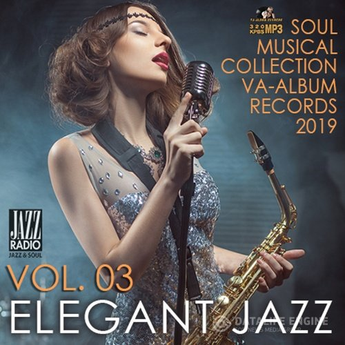 Elegant Jazz Vol. 03 (2019)