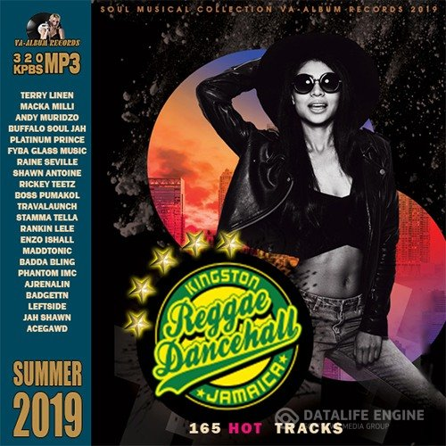 Kingston Dancehall (2019)