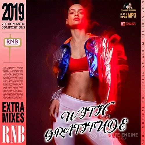 With Gratitude: Romantic RnB (2019)