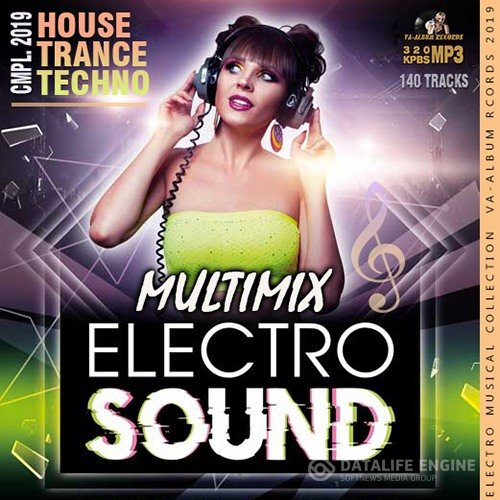 Multimix Electro Sound (2019)