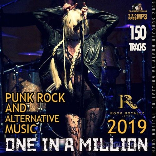 One In A Million: Punk Rock Collection (2019)
