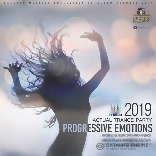 Progressive Emotions: Actual Trance Party (2019)