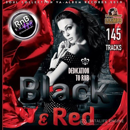 Black & Red: Dedication To RnB (2019)